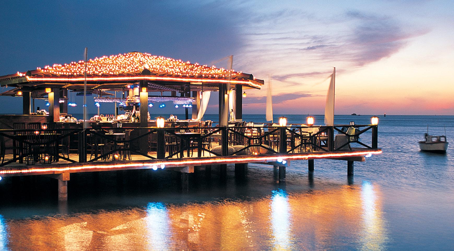 Aruba Best Beach Restaurants