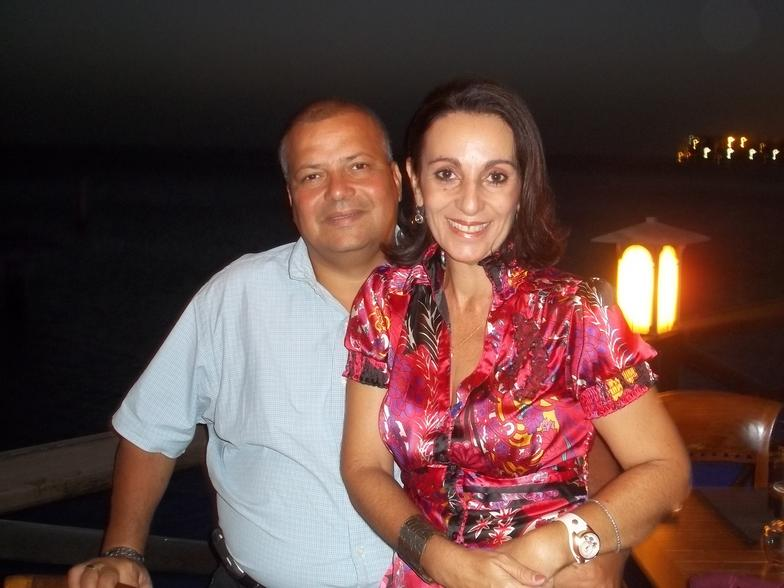 The Owners: Robby V. Peterson and Anabela Peterson de Sousa